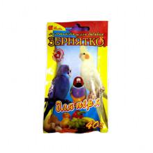 Зернятко для пера 40 гр витамины для попугаев 46846