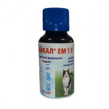 Байкал ЭМ1У 330 мл для мелких домашних животных Украина - БИОПРЕПАРАТЫ
