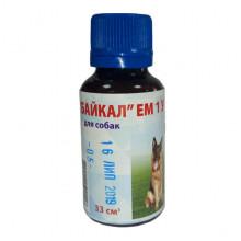 Байкал ЭМ1У 330 мл для собак Украина - БИОПРЕПАРАТЫ
